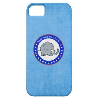republican chick iphone case iPhone 5 case