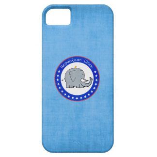 republican chick iPhone SE/5/5s case