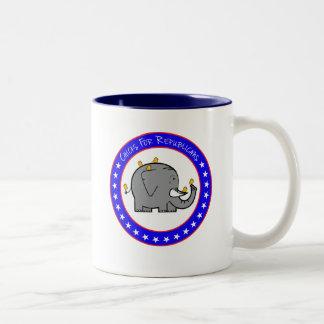 republican chicks mug