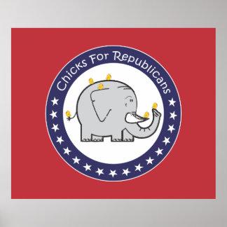 republican chicks poster