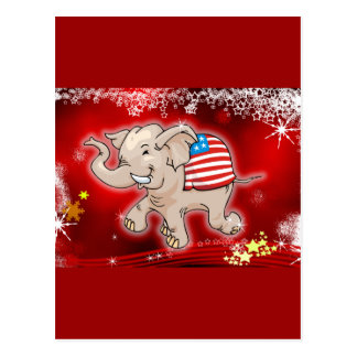 Republican Christmas Postcards