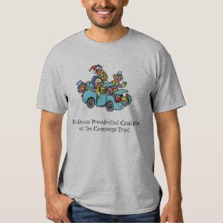 Republican Clown Car T Shirt