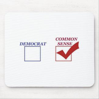 republican common sense mouse pad