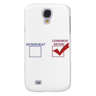 republican common sense samsung s4 case