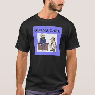 republican conservative anti obama joke T-Shirt