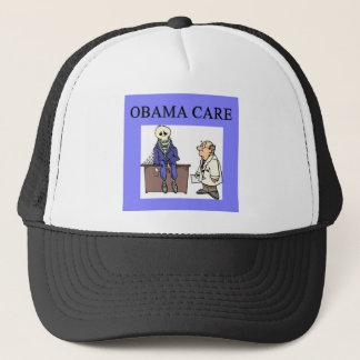 republican conservative anti obama joke trucker hat