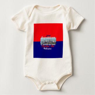 Republican Convention 2016 Baby Bodysuit