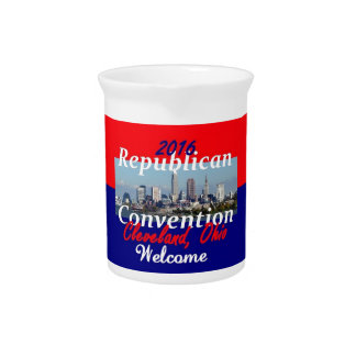 Republican Convention 2016 Beverage Pitchers