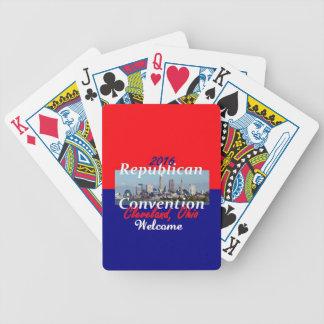 Republican Convention 2016 Bicycle Card Decks