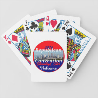 Republican Convention 2016 Bicycle Playing Cards