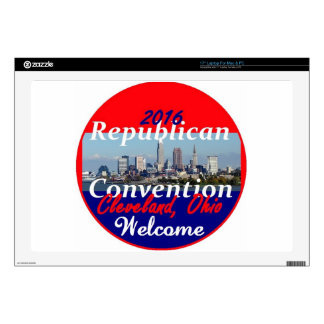 Republican Convention 2016 Decal For Laptop