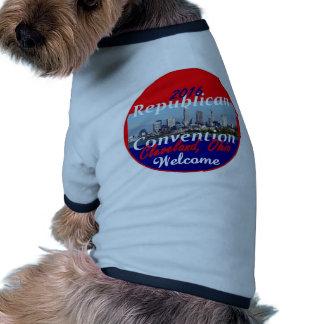 Republican Convention 2016 Dog T Shirt