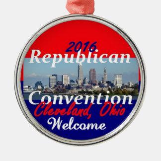Republican Convention 2016 Metal Ornament