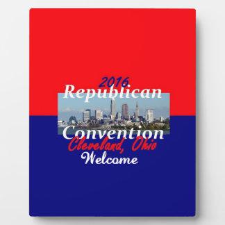 Republican Convention 2016 Plaque