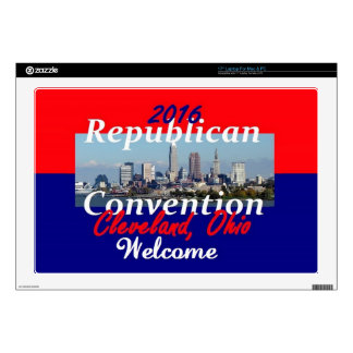 Republican Convention 2016 Skin For Laptop