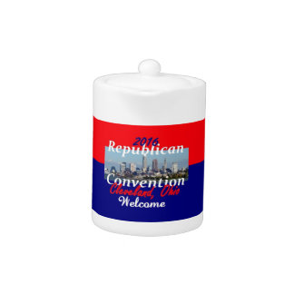 Republican Convention 2016 Teapot