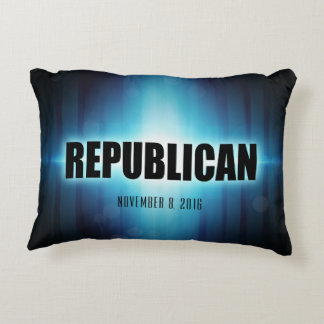 Republican Decorative Pillow