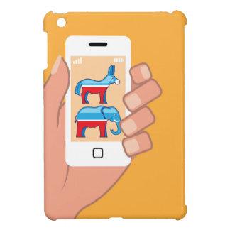 Republican Democrat Smartphone Cover For The iPad Mini