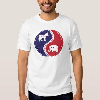 Republican  Democrats Working Together T-shirt