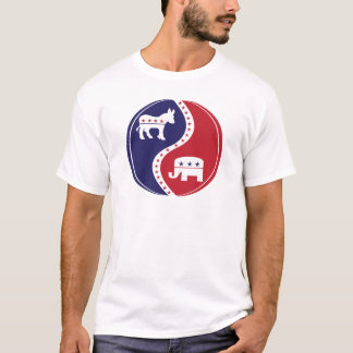 Republican  Democrats Working Together T-Shirt