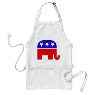 Republican Elephant Apron