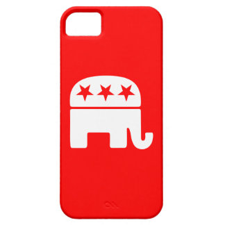 Republican Elephant iPhone 5 Covers