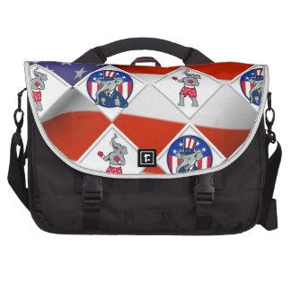 Republican Elephant Champion Laptop Bag