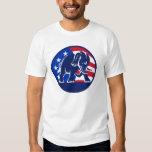 Republican Elephant Flag T-Shirt