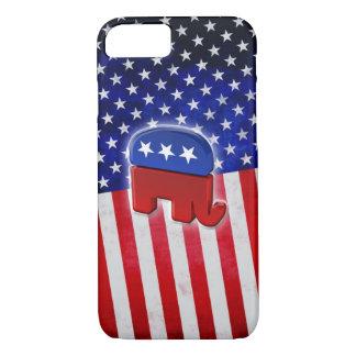 Republican Elephant iPhone 7 Case