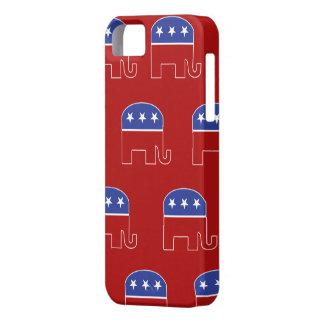 Republican Elephant IPhone Case