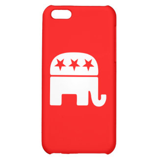 Republican Elephant iPhone 5C Cover