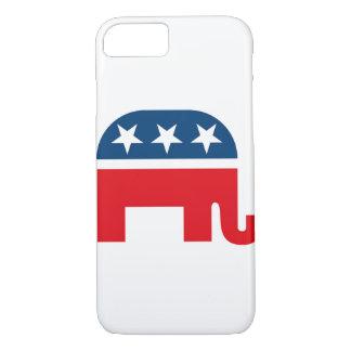 Republican Elephant Logo iPhone 7 Case