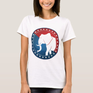 Republican Elephant Logo T-Shirt