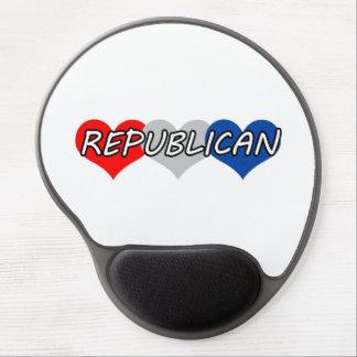 Republican Gel Mouse Mat