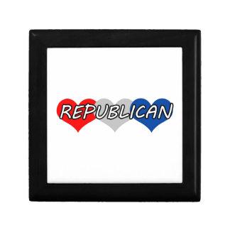 Republican Jewelry Box