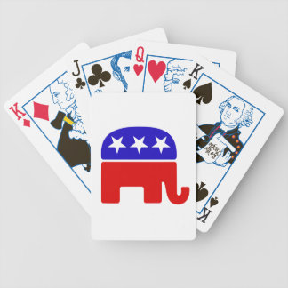 Republican GOP Playing Cards