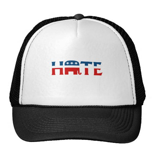 Republican Hate Trucker Hat