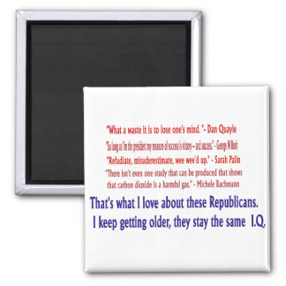 Republican I.Q. Magnet