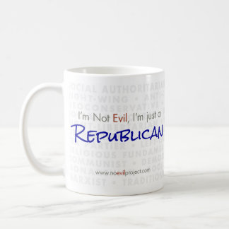 Republican - I'm not Evil Mug