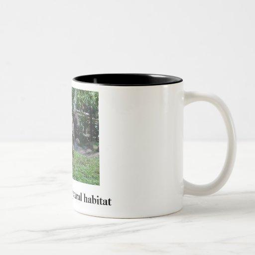 Republican in natural habitat mugs