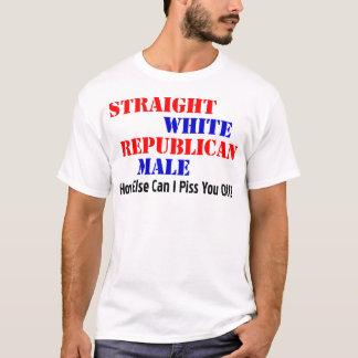Republican Male! T-Shirt
