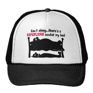 REPUBLICAN MONSTER TRUCKER HAT