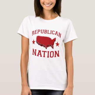 REPUBLICAN NATION T-Shirt