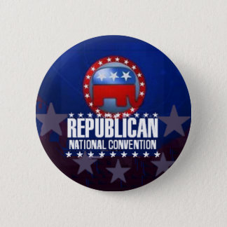 Republican National Convention Button