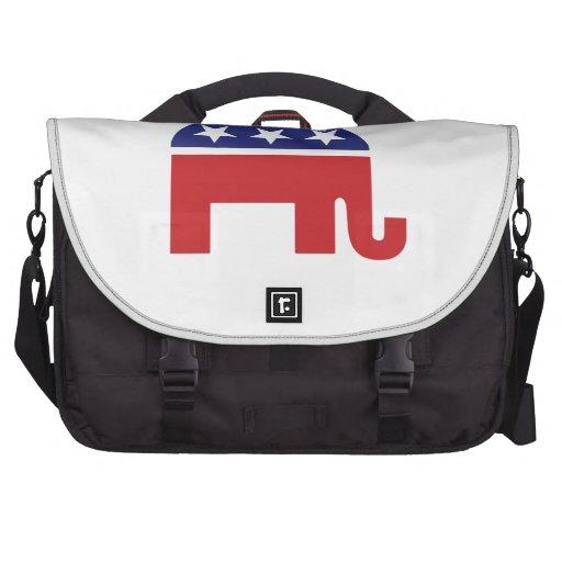 Republican Original Elephant Laptop Bags