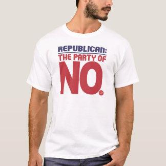 Republican: Part of NO! T-Shirt