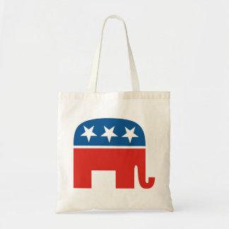 Republican Party 2012 Tote Bag