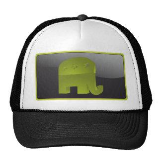 Republican Party Elephant Hat (Green)