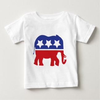 Republican party logo - Updated! Baby T-Shirt
