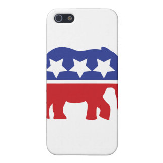 Republican party logo - Updated! iPhone 5 Case